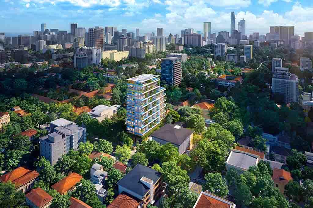 thuc te serenity sky villas