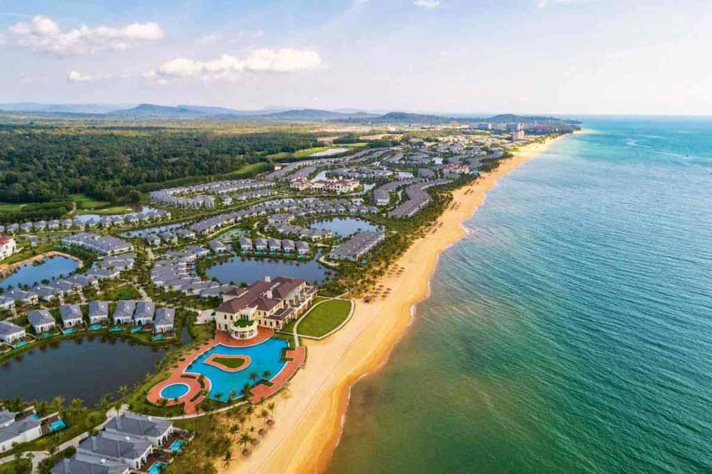 Tiến độ Vinpearl Phú Quốc cập nhật 2021