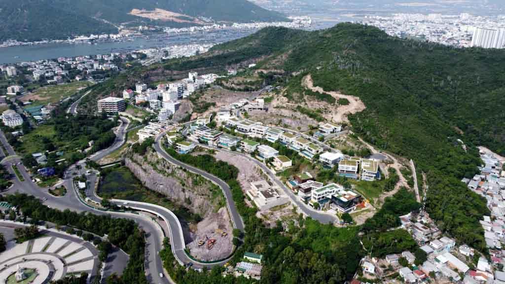 Tiến độ dự án AnCruising Nha Trang cập nhật 2021