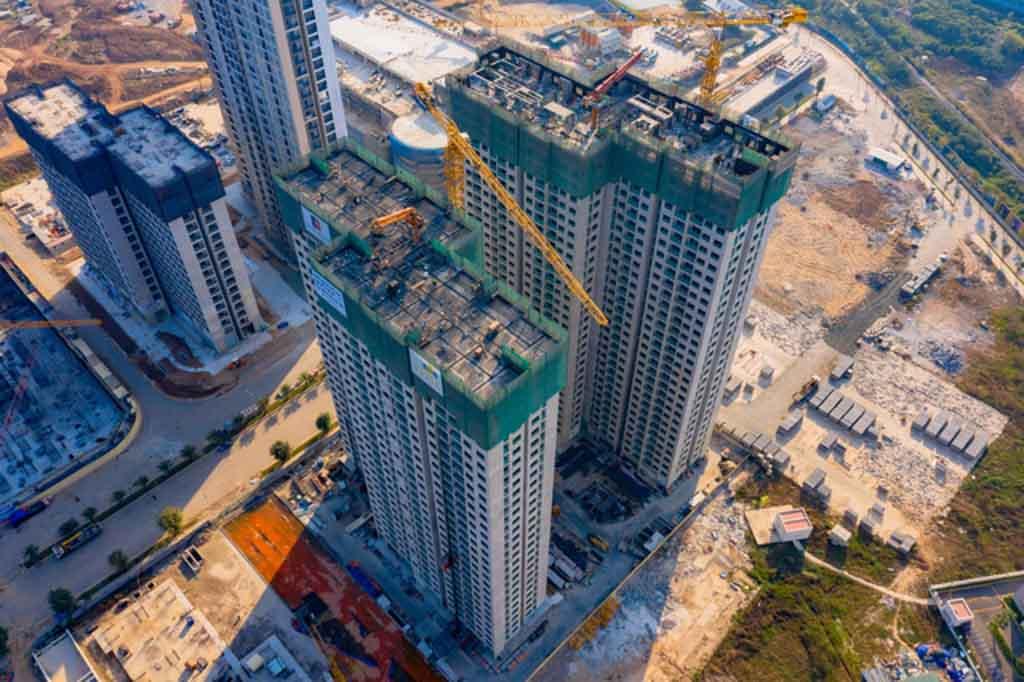 Tiến độ Imperia Smart City cập nhật 2021