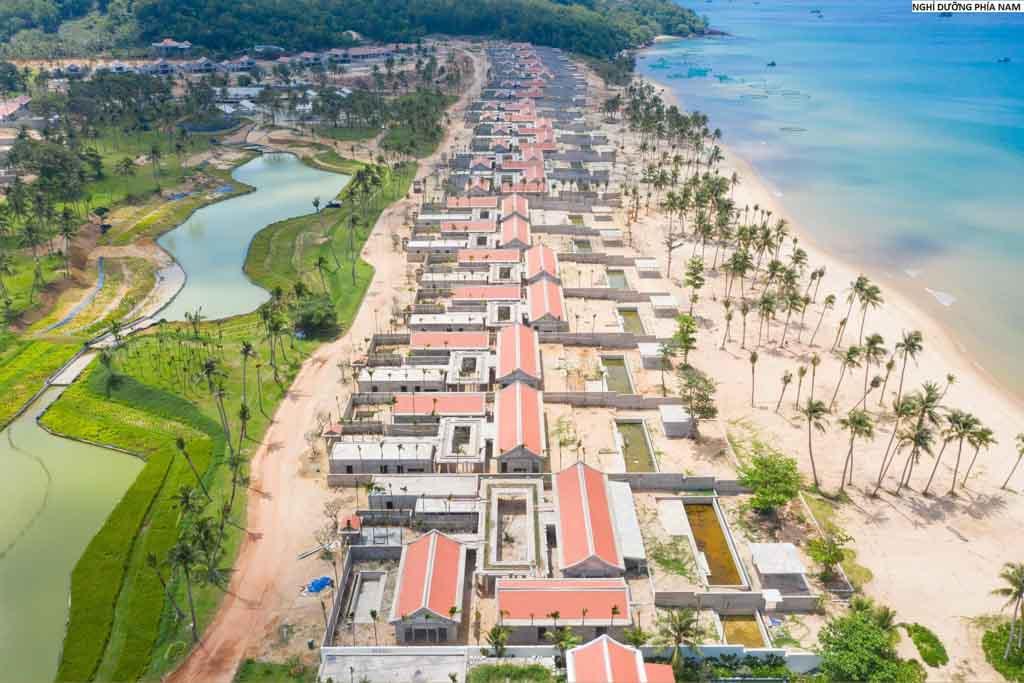 Tiến độ Park Hyatt Phú Quốc cập nhật 2021
