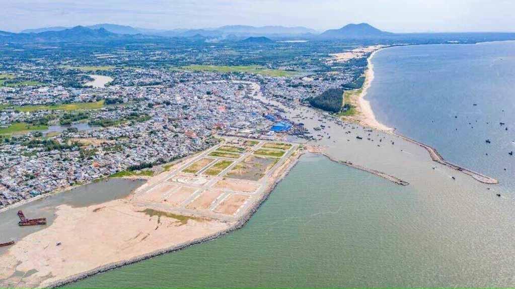 Tiến độ dự án Lagi New City cập nhật 2021