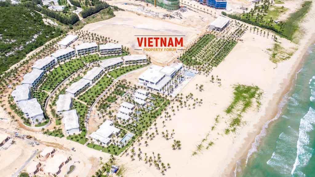 Tiến độ Sunbay Cam Ranh cập nhật 2021