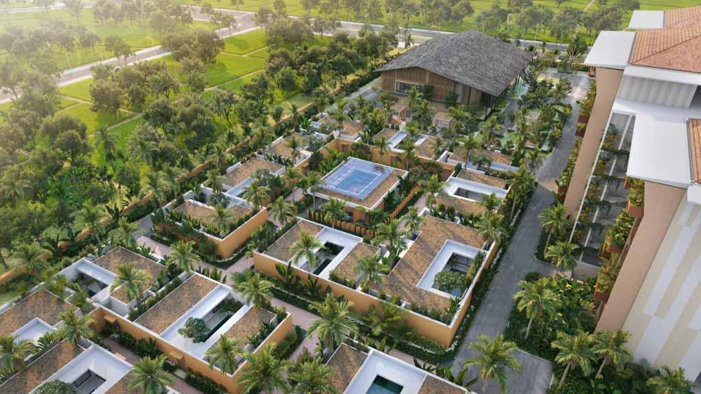 Giá bán Apec Mandala Sky Villas Kim Bôi bao nhiêu?