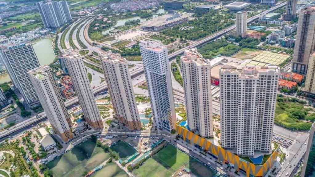 Thực tế D'Capitale Trần Duy Hưng cập nhật 2021