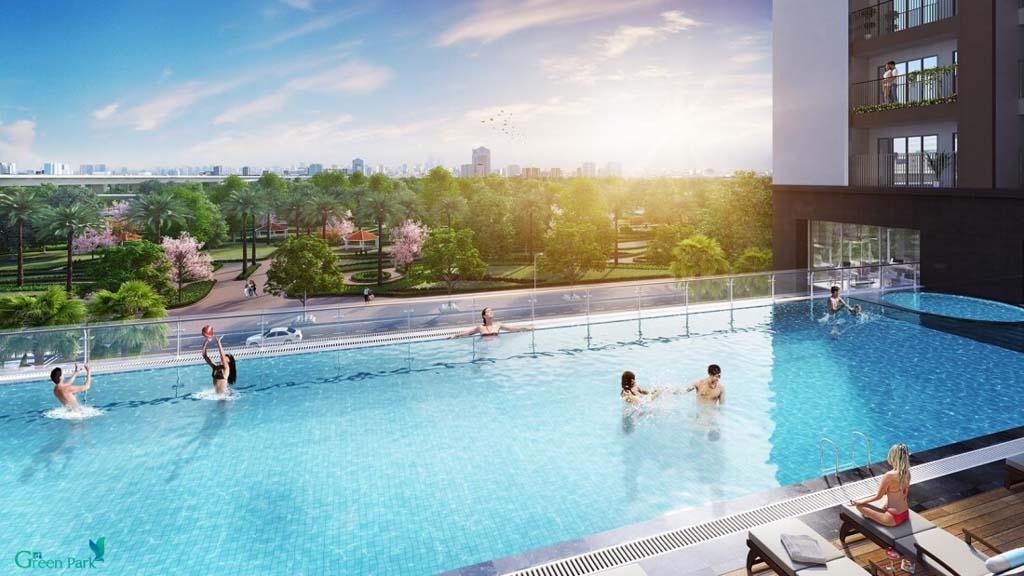 Có nên mua Phương Đông Green Park không?
