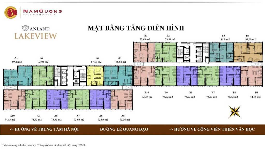 mat bang anland lakeview