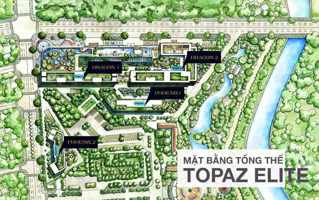 mat bang tong the chung cu topaz elite