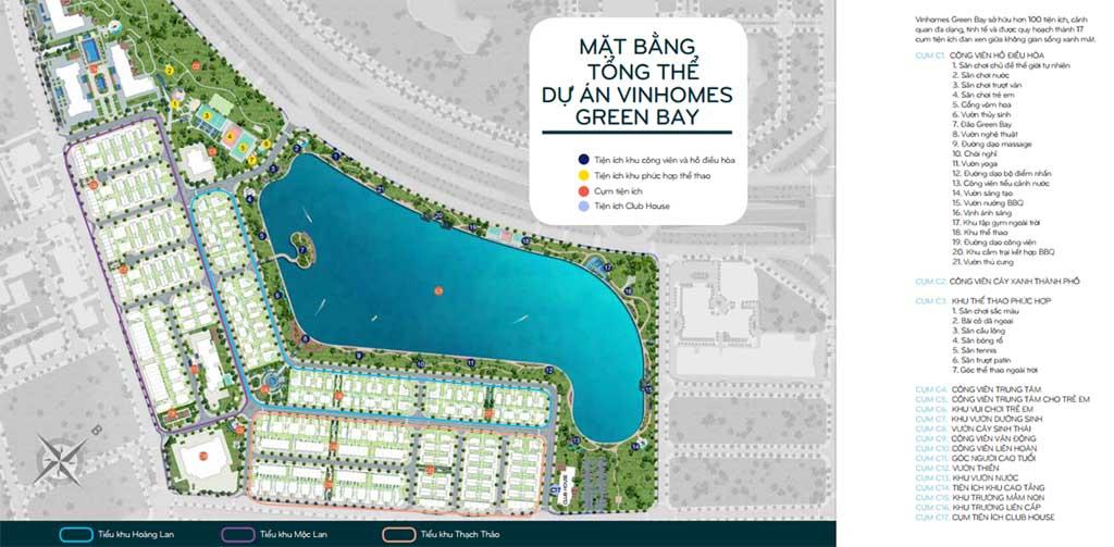 mat bang tong the vinhomes green bay