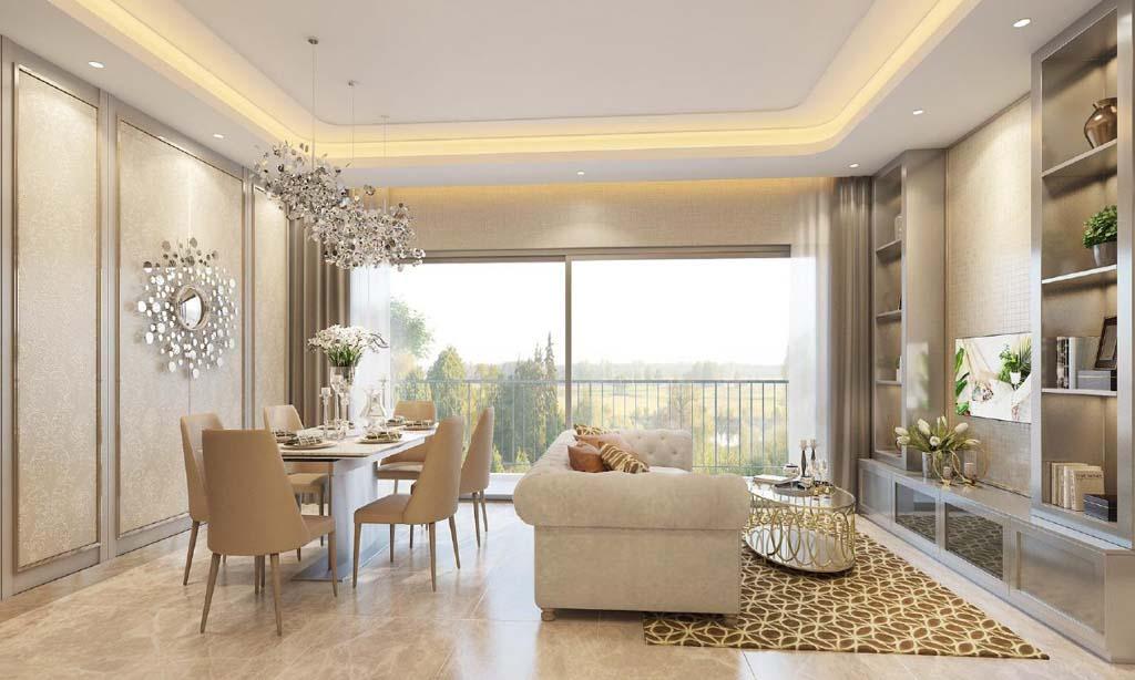 Giá bán chung cư D'Capitale Trần Duy Hưng bao nhiêu?