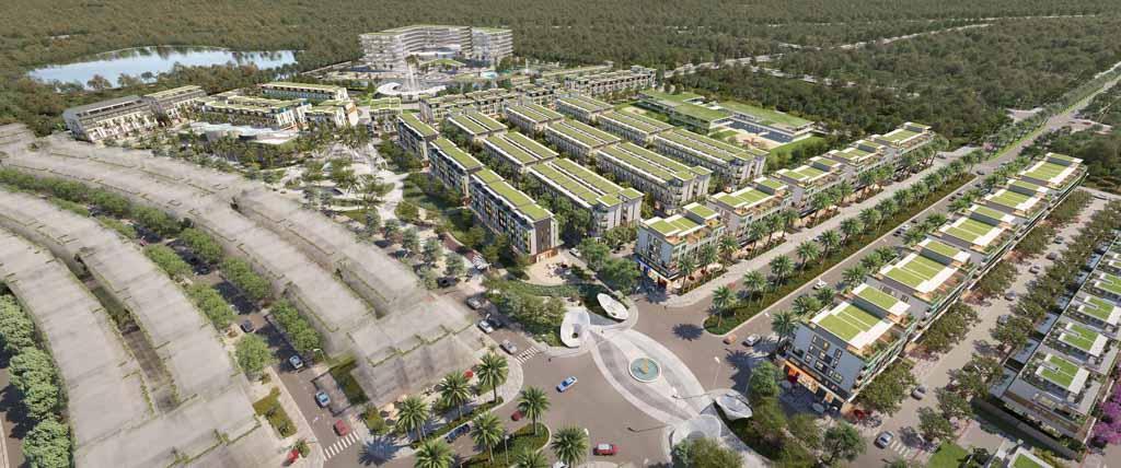Phân khu Olive Meyhomes Capital - Phân tích & Giá bán 2021
