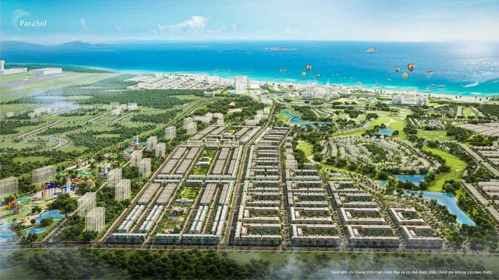 Giá bán Parasol Cam Ranh bao nhiêu?