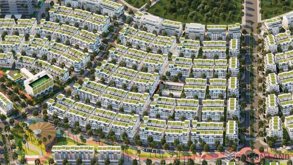 Phân khu Rosada Meyhomes Capital - Phân tích & Giá bán 2021