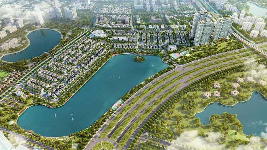 phoi canh vinhomes green bay