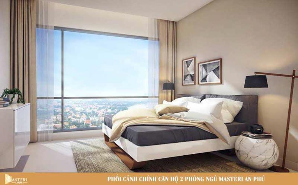 Giá bán căn hộ Masteri An Phú bao nhiêu?