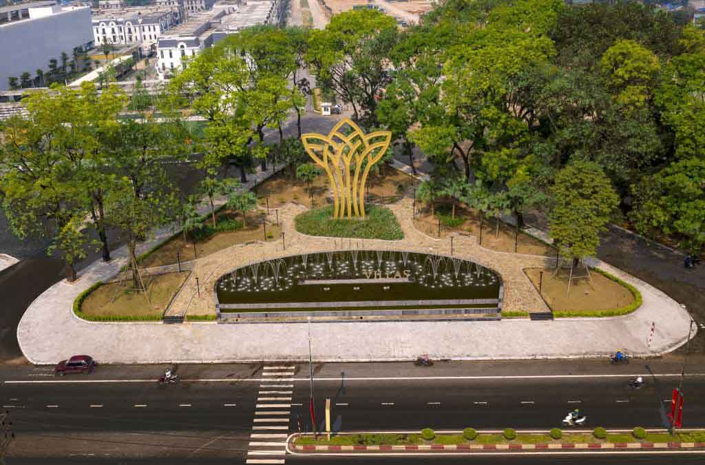 tien do crown villas thai nguyen