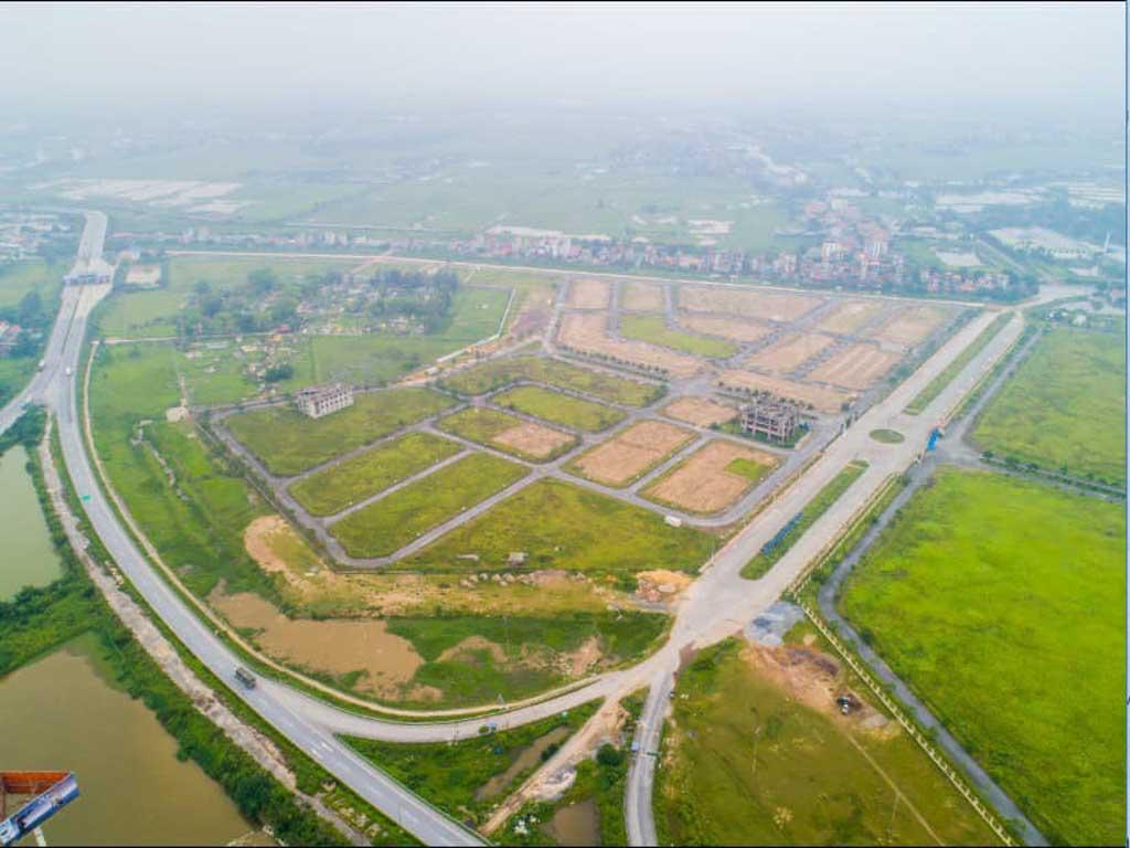 Tiến độ Inoha City Phú Xuyên cập nhật 2021