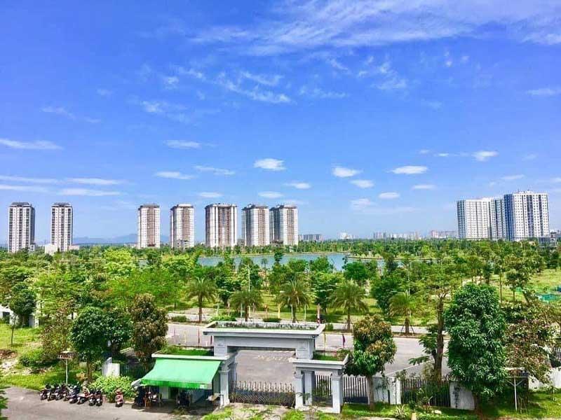 Tiến độ khu đô thị Thanh Hà cập nhật 2021