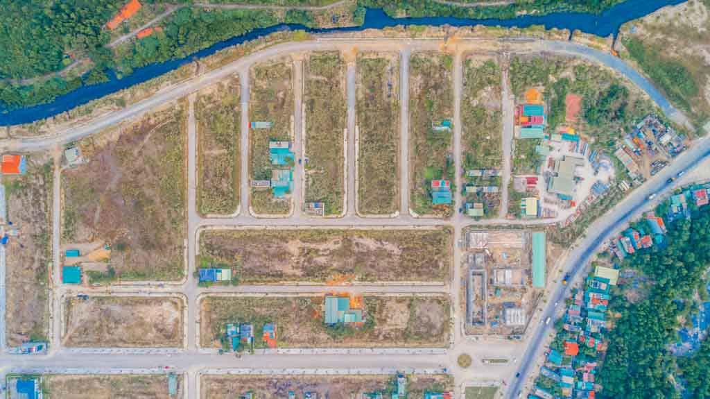 Tiến độ Feni City Hạ Long cập nhật 2021