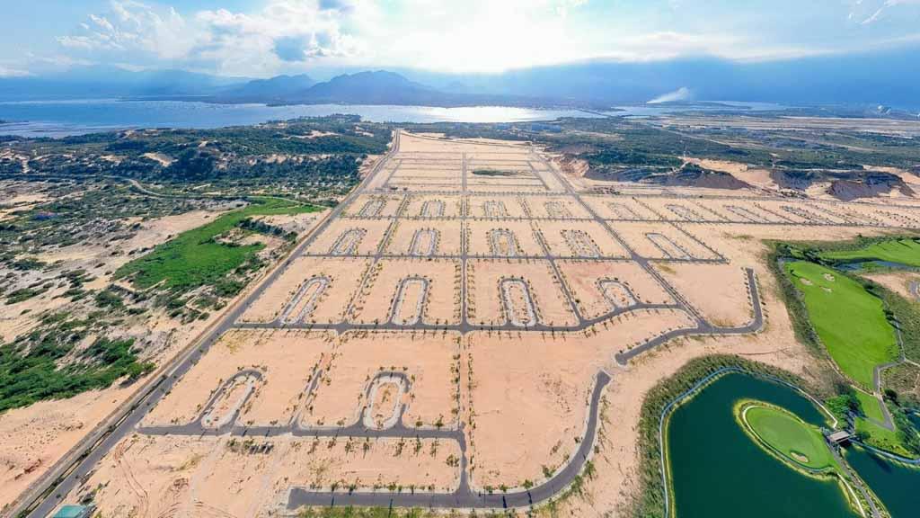 Tiến độ Parasol Cam Ranh cập nhật 2021