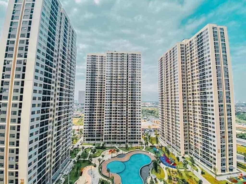 Tiến độ Sapphire 1 Vinhomes Smart City cập nhật 2021