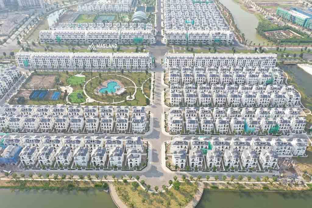 Có nên mua biệt thự Ngọc Trai Vinhomes Ocean Park không?