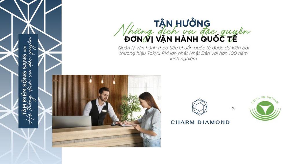 tien ich charm diamond