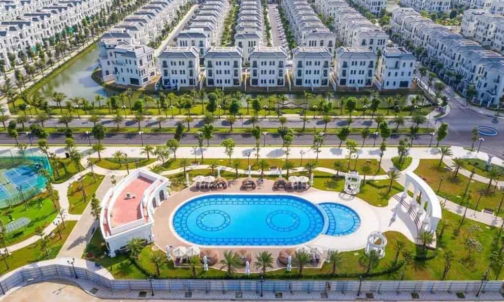 Tiểu khu Phong Lan Vinhomes Star City