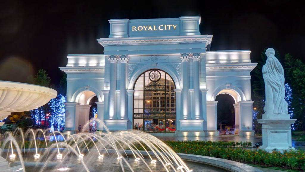 trung tam thuong mai royal city