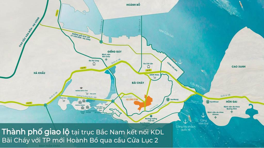 Vị trí The Astro Halong Bay ở đâu? Có gì tiềm năng?