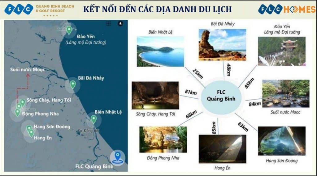 Vị trí The Ocean Village FLC Quảng Bình ở đâu? Tiềm năng ra sao?