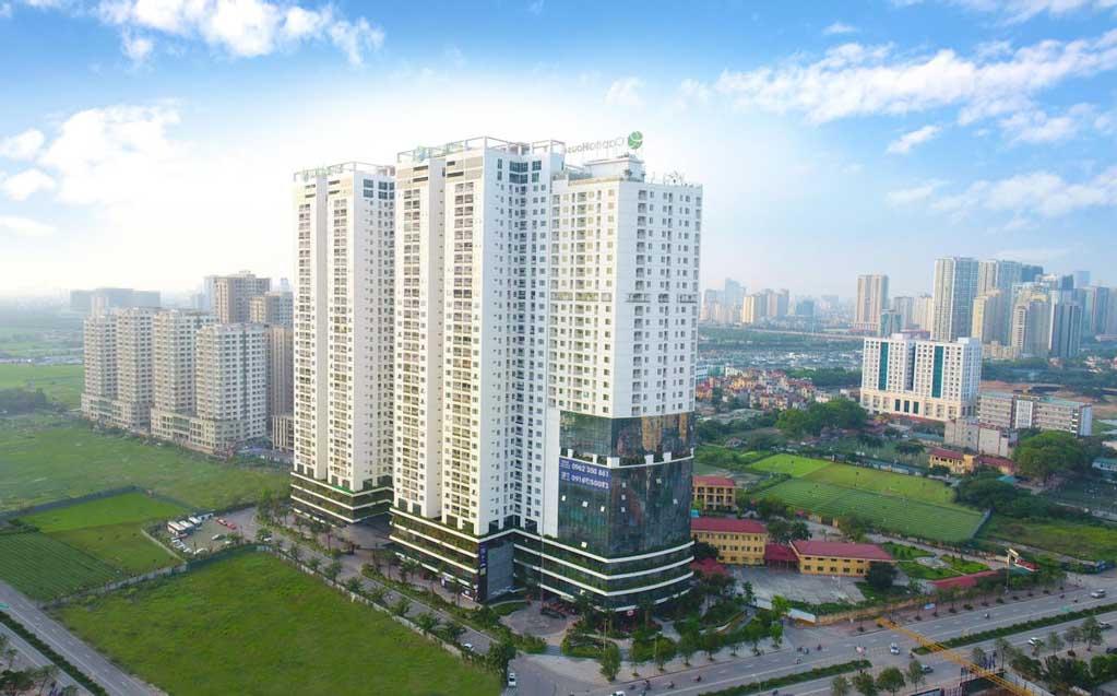 TOP 6 dự án hoàn thiện của Capital House hiện ra sao?