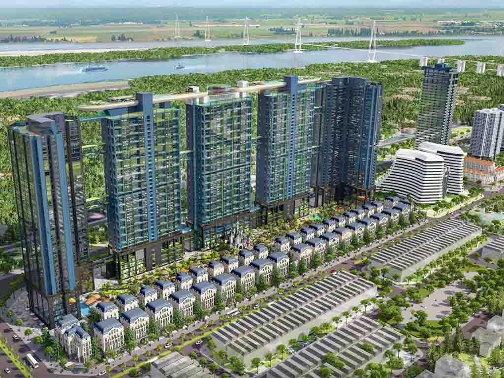 Tiến độ dự án Sunshine Crystal River cập nhật 2021