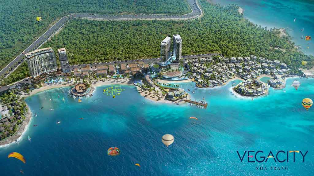 Giá bán Vega City Nha Trang bao nhiêu?