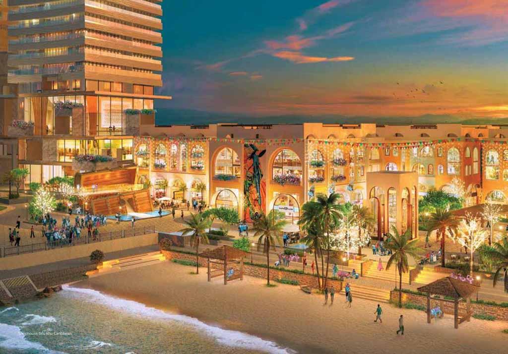 khu vaga continental shopping plaza