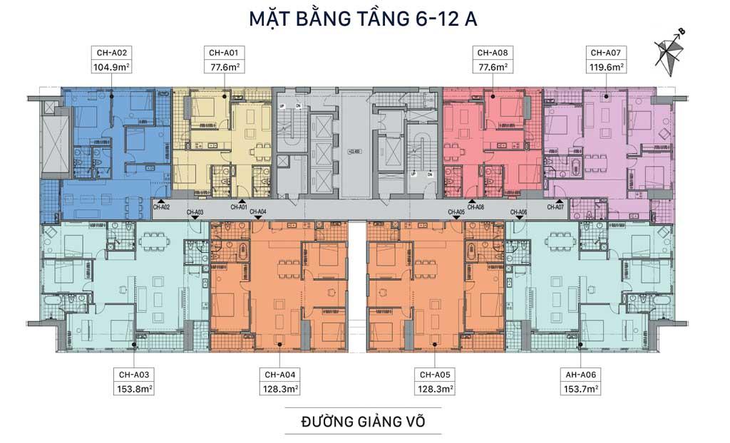 mat bang chung cu grandeur palace giang vo