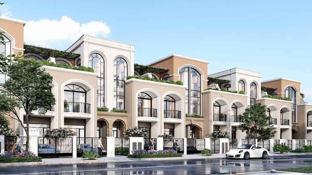 Nhà phố Aqua City - Đánh giá & Bảng giá 2021 từng phân khu