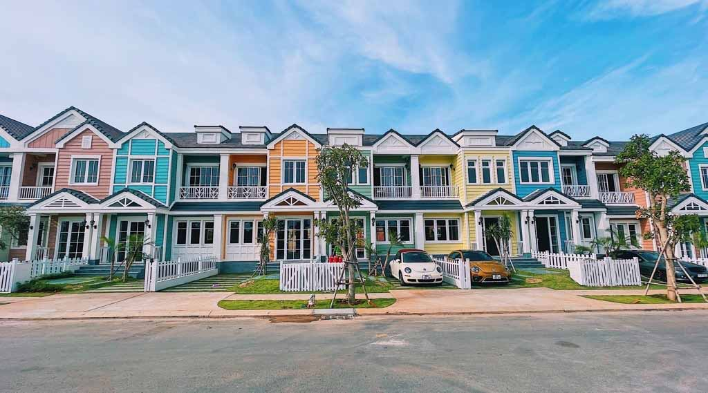 Nhà phố Novaworld Phan Thiết - Tổng hợp giá bán 2021 & Phân tích các khu