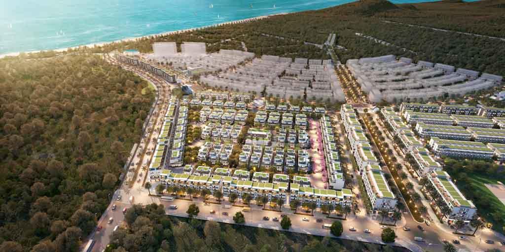 Coral Hawaii Meyhomes Capital Phú Quốc - Phân tích & Giá bán 2021