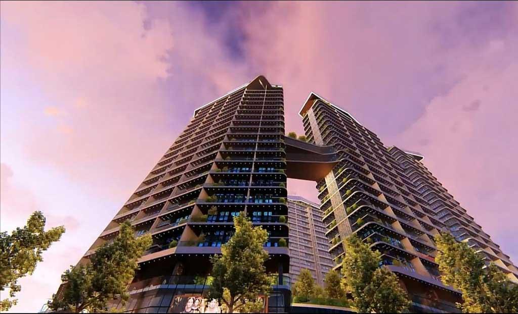 Sunshine Legend Sky Villas