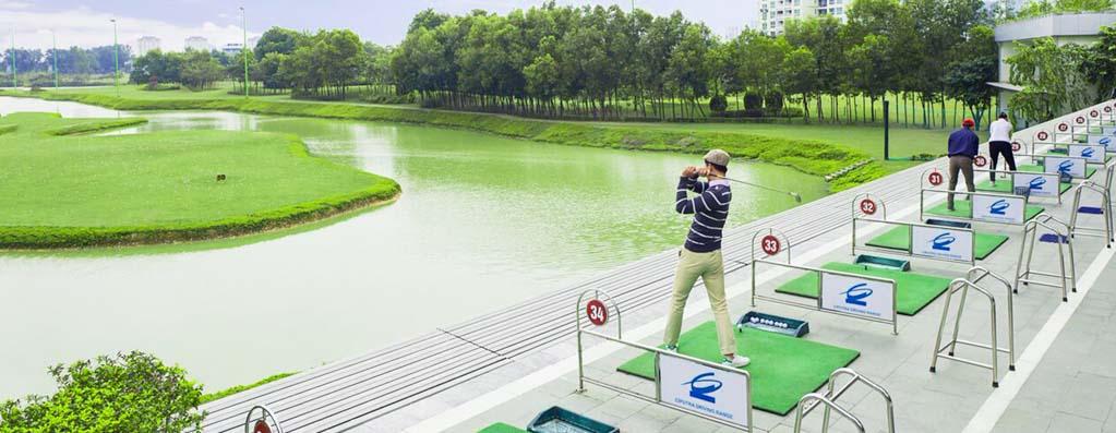 phong tap golf khu do thi ciputra
