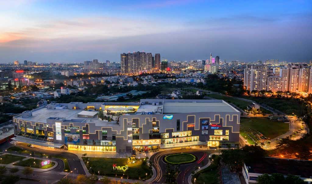 sieu thi du an vivu sunrise city view