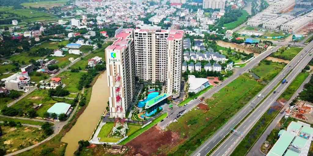 Jamila Khang Điền
