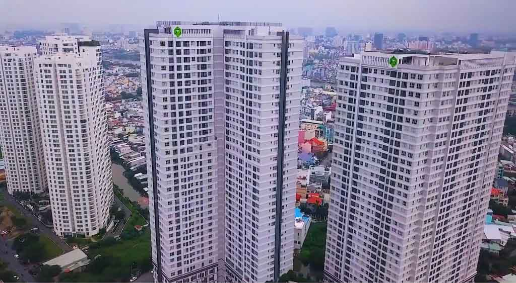 Tiến độ Sunrise City View cập nhật 2021