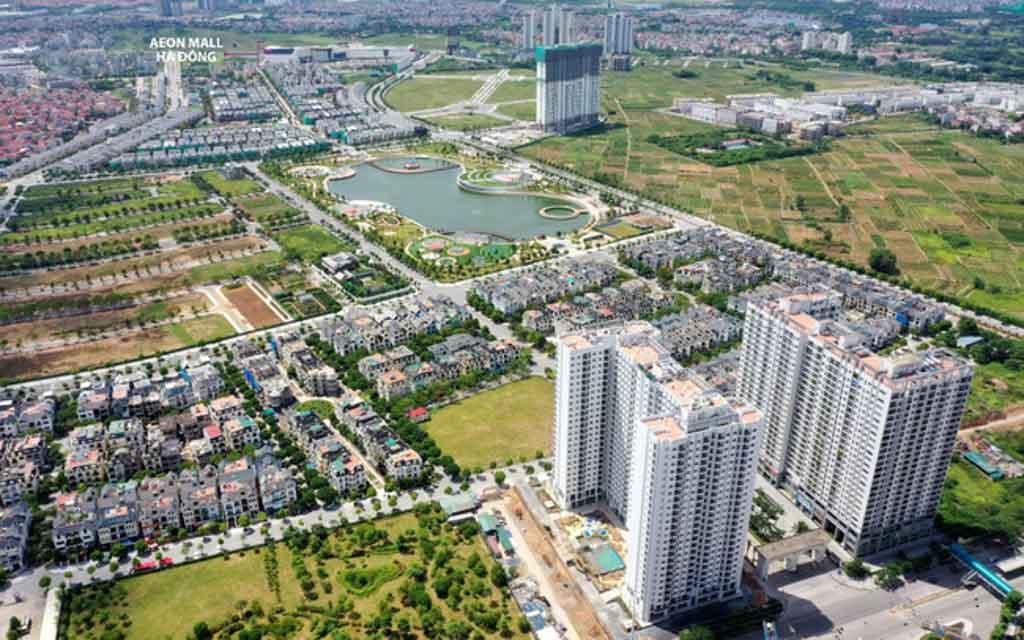 Vị trí khu đô thị Dương Nội ở đâu? Điểm mạnh yếu?