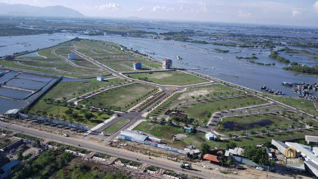 Tiến độ dự án Marine City cập nhật 2021
