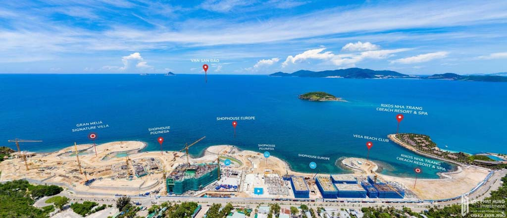 Tiến độ dự án Vega City Nha Trang đã đến đâu?
