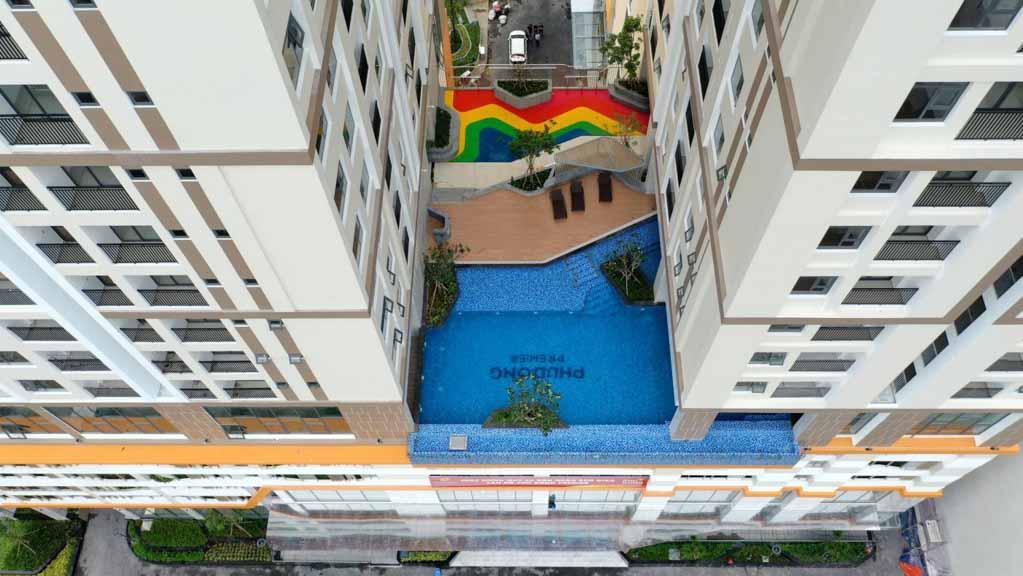 Tiến độ dự án Phú Đông Premier cập nhật 2021